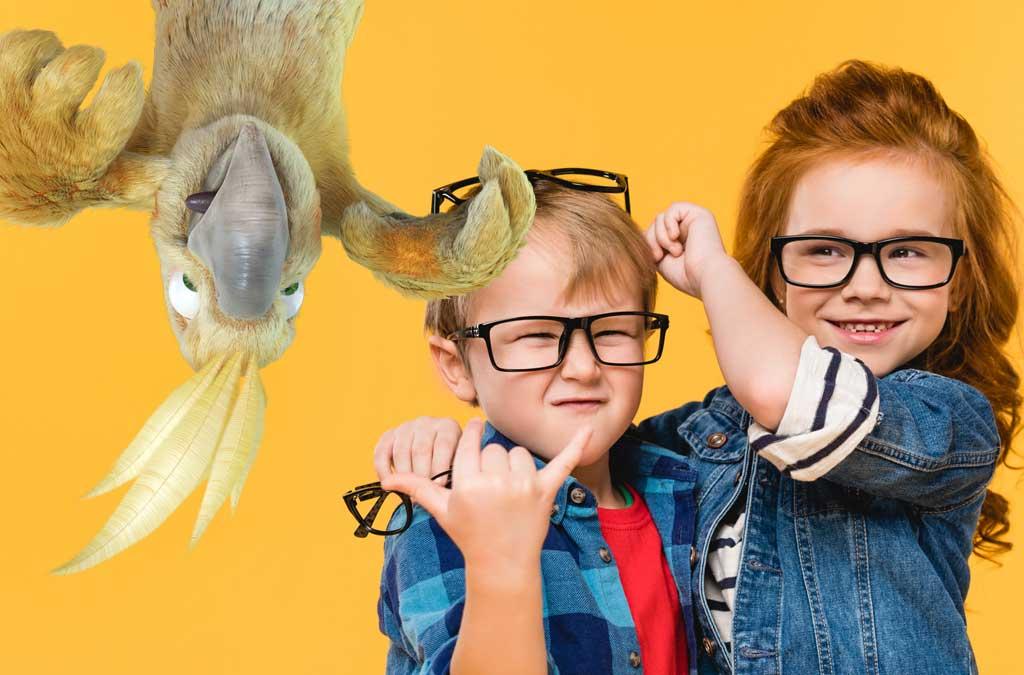 Les enfants adorent le photobooth, et les parents gardent des souvenirs originaux !